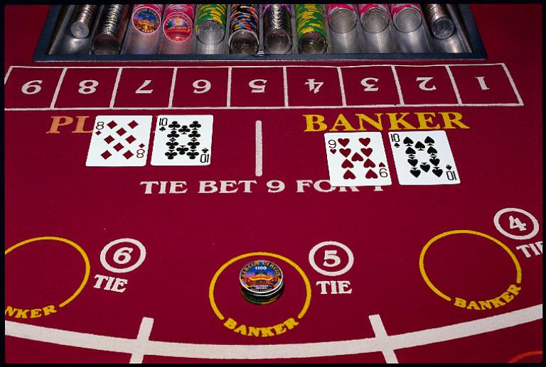 Pengertian Casino Baccarat