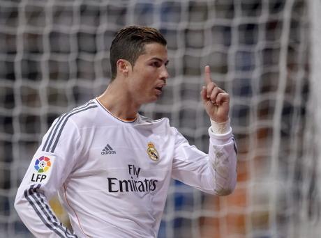 Ancelotti Tantang Ronaldo Untuk Tampil Lebih Sip Tahun Ini | Agen Bola