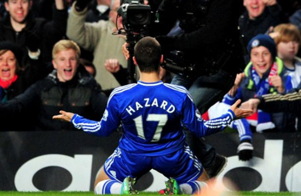 David Luiz Puji Penampilan Impresif Eden Hazard | Berita Bola