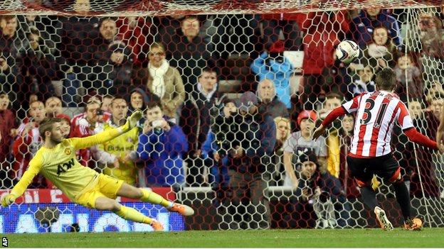 Di Wembley Man United Dipermalukan Sunderland