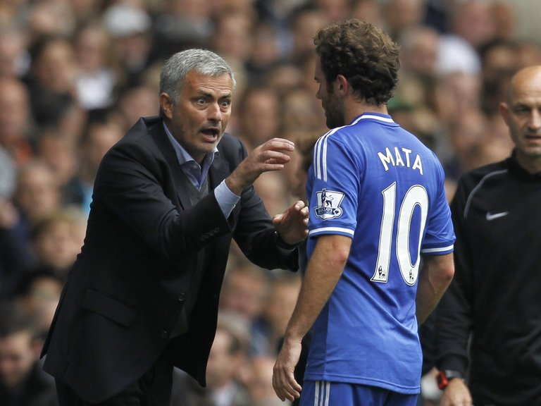 Jose : Mata Membicarakan Pilihan