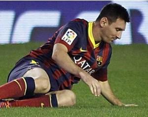 Messi Menegaskan Takkan Pergi Dari Barca | Berita Bola