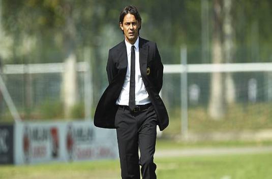 Milan Tolak Niat Sassuolo Miliki Filippo Inzaghi | Bandar Bola Online