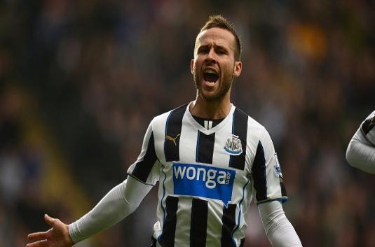 Newcastle Tolak Negosiasi PSG Untuk Dapatkan Cabaye | Agen Bola