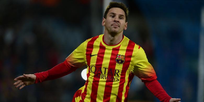 PSG Takkan Rekrut Messi Sebab Punya Batasan Dana   Judi Bola