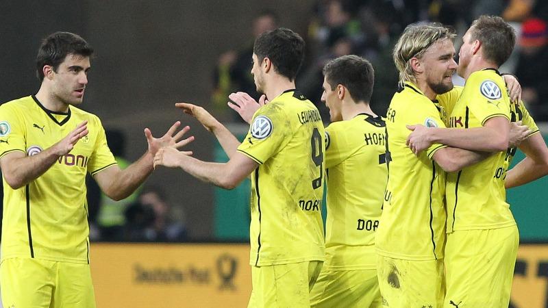 Dortmund Hajar Frankfurt 4 - 0 | Agen Judi Bola