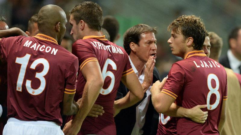 Garcia Senang Atas Respon Dari Roma | Bursa Taruhan Bola
