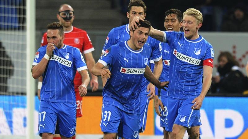 Hoffenheim Menang Atas Stuttgart 4-1 | Berita Bola Terbaru
