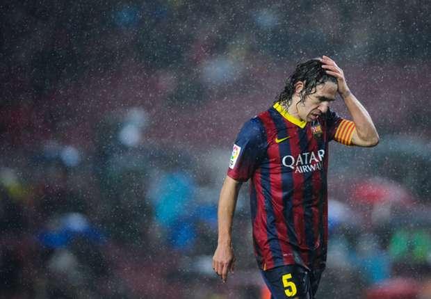 Kontra Sevilla, Barca Mengkonfirmasi Puyol Akan Absen | Bandar Bola