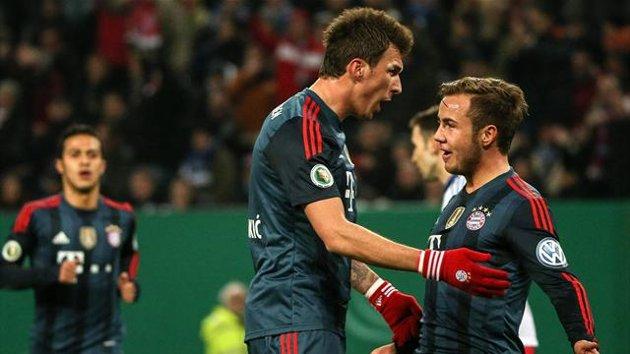 Mandzukic Kasih Laga Terbaik Untuk Bayern | Berita Bola Agen