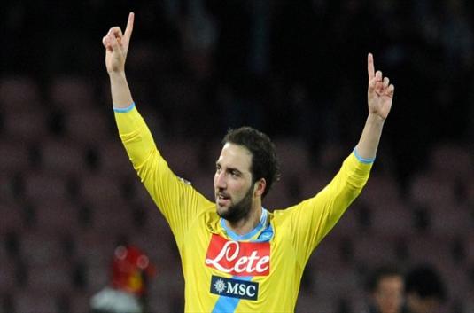 Napoli Berhasil Tekuk Milan Lewat Dua Gol Higuain | Taruhan Judi