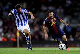 Prediksi Bola Barcelona VS Real Sociedad 6 Pebruari 2014