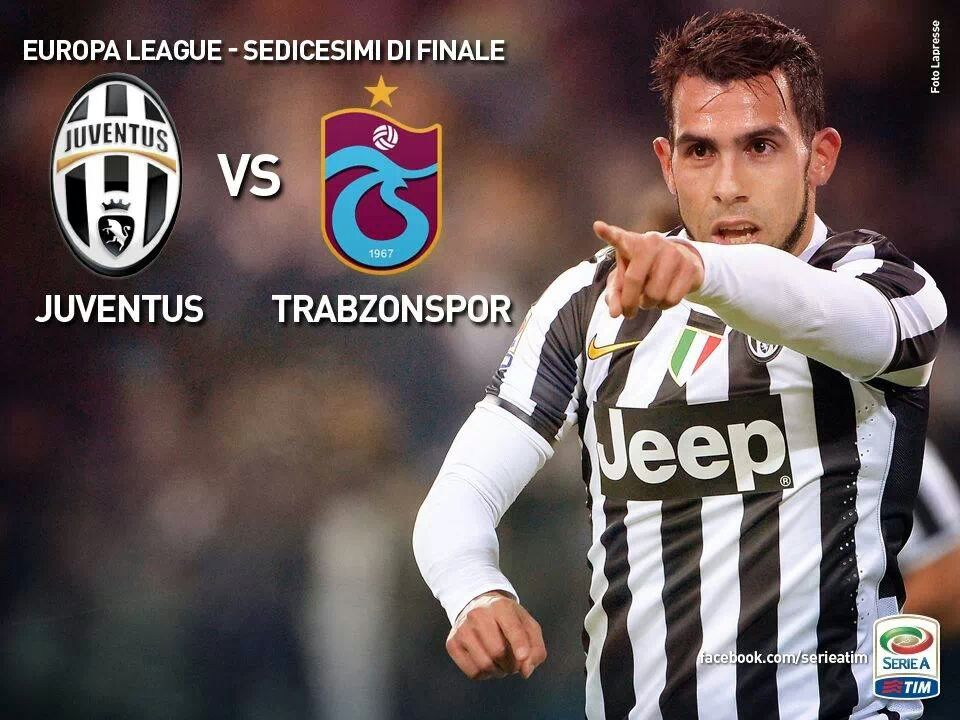 Prediksi Jitu Juventus Vs Trabzonspor 21 Februari 2014 Liga Europa