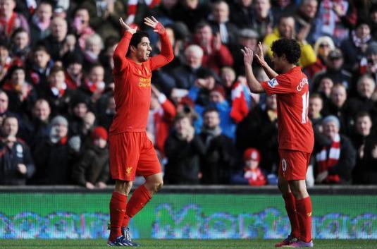 Suarez: Coutinho Sosok Pembeda Buat Liverpool | Agen Judi Online