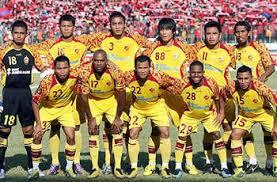 Sriwijaya FC Perbaiki Peringkat