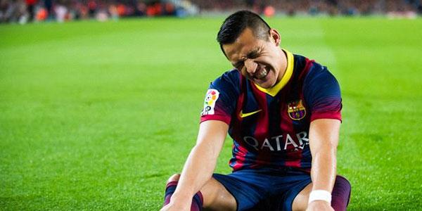 Alexis Sebut Hasil Seri Derby Madrid Sangat Pas Buat Barca | Agen Bola