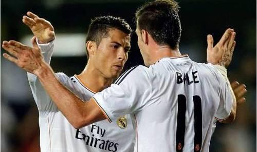 Cristiano Ronaldo Membantu Saya Musim Ini, Ujar Bale | Agen Taruhan