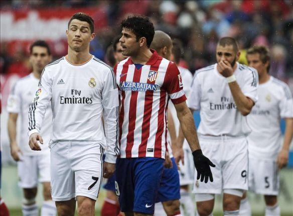 Madrid & Barca Hanya Berbeda 1 Poin Saja | Judi Taruhan Bola