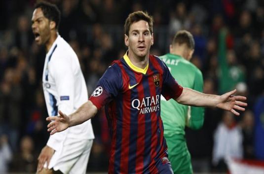 Messi Optimis Barcelona Bisa Lolos Ke Babak Selanjutnya   Agen Casino