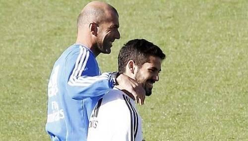 Nasihat Zinedine Zidane Sangat Berarti, Ujar Isco | Panduan Judi Bola