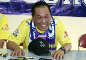 Arema Dituntut Nirwan Bakrie Untuk Juarai ISL