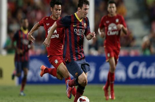 Tak Ada Ungkapan yang Bisa Menggambarkan Messi, Ujar Tata | Judi Bola