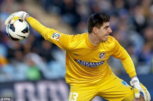 Thibaut Courtois Pilih Bergabung Ke Madrid | Panduan Sportbook