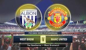Prediksi Skor West Bromwich Albion vs Manchester United 8 Maret 2014