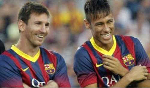Neymar Dibela Sedangkan Messi Dipuja | Judi Bola Online