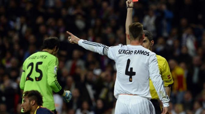 Ramos Absen Lawan Sevilla Karna Banding Ditolak | Judi Taruhan Bola
