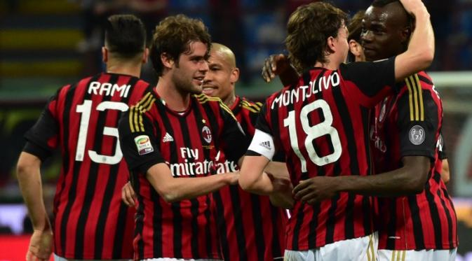 Tiga Poin dari Tim Juru Kunci Milan | Berita Bola