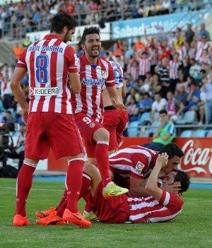Atletico Berpeluang Menutup Gelar juara La Liga | Bursa Judi Bola