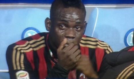 Balotelli Geram Usai Milan Kalah Atas Roma | Berita Terkini