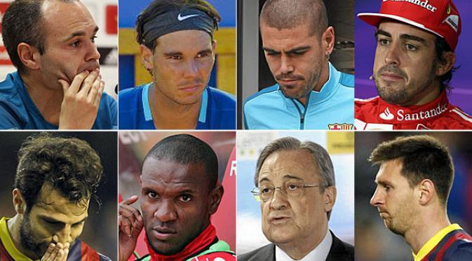 Berita Bola:Inilah Ucapan Duka Atlet Dunia Buat Vilanova