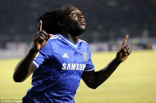 Chelsea Beri Harga Bila Inginkan Lukaku | Berita Sepak Bola
