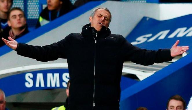 Chelsea Seharusnya Disegani di Inggris Ucap Mou | Berita Bola