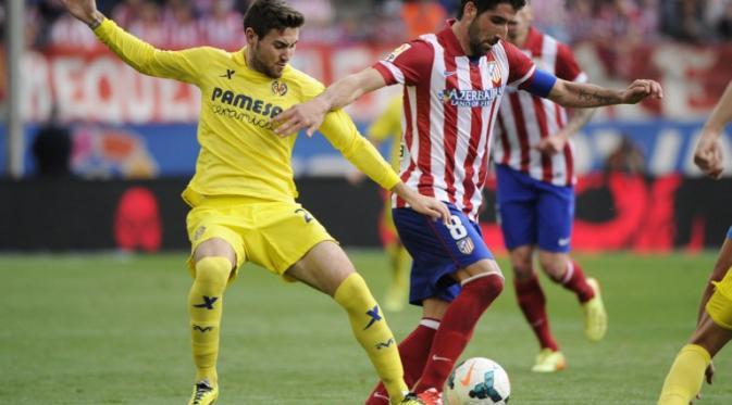 Garcia Antarkan Atletico Bertahan di Puncak Klasemen | Agen Judi