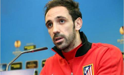 Info Bola:Atletico Tak Takut Dengan Chelsea, Kata Juanfran