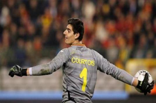 Kontra Chelsea, Courtois Tidak Akan Diturunkan | Judi Bola Online