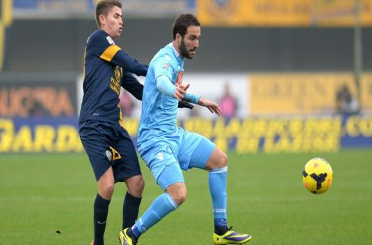 Lawan Udinese, Napoli Terancam Tanpa Higuain | Berita Terkini