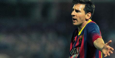 Messi Dapat Kartu Langka, Barcapun Merana   Judi Bola