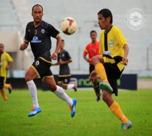 Perlawanan PSS Sleman Tak Masalah Buat Perseman | Berita Bola
