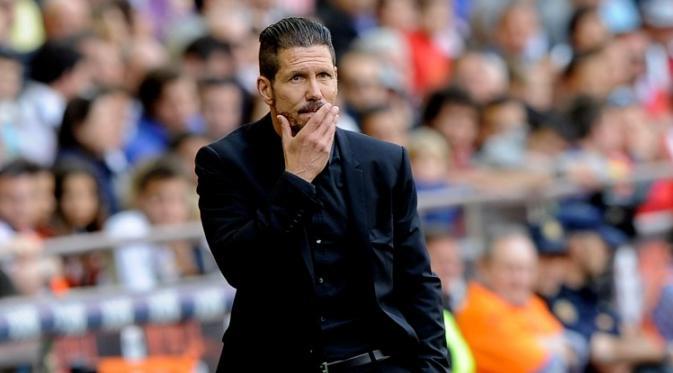 Simeone Berpikir Positif Usai Ditekuk Levante   Agen Bet
