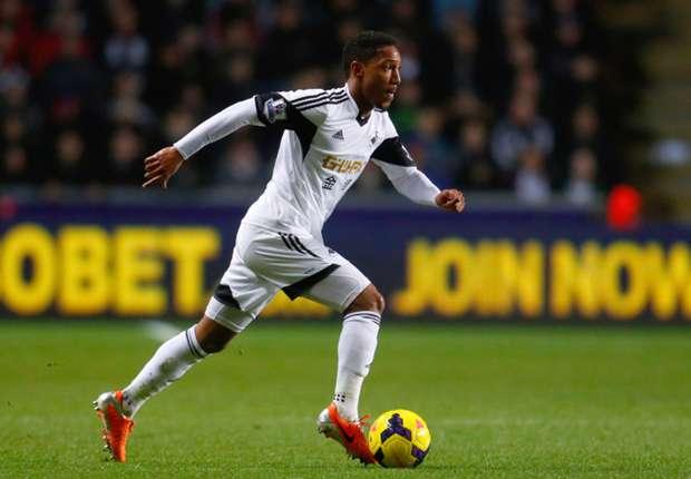 Jonathan De Guzman Ingin Tetap Di Swansea City | Bandar Bola Online