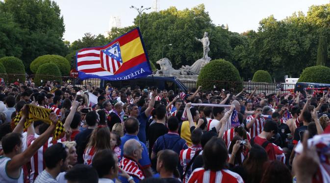 Kami Penguasa Kota Madrid, Kota Atletico | Agen Casino