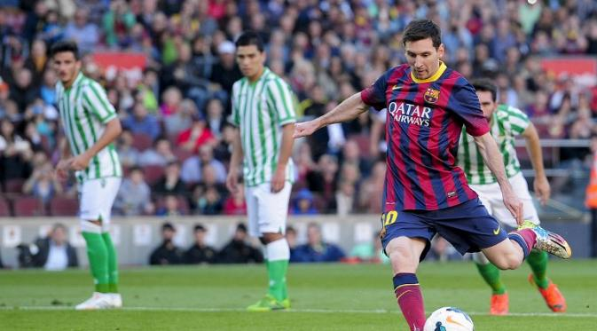 Messi Tepis Isu Tak Betah di Barca | Bandar Bola
