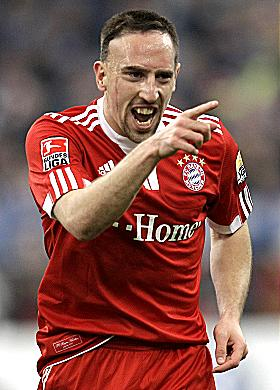 Pada Piala Dunia 2014 Franck Ribery Harus Absen