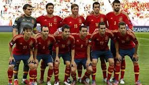 Akhirnya Timnas Spanyol Sampai Di Brazil