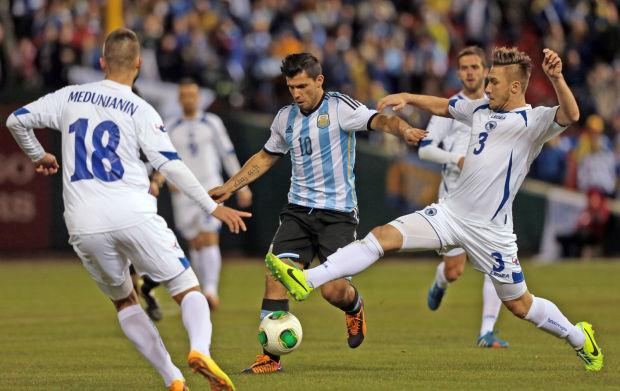 Prediksi Argentina vs Bosnia-Herzegovina 16 Juni 2014