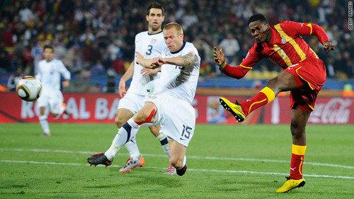 Prediksi Ghana vs Amerika Serikat 17 Juni 2014